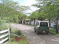 Entering Tamarindo Estates