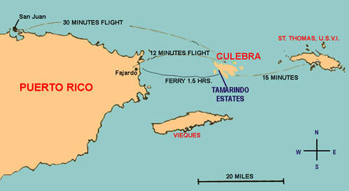 Maps For Culebra Pr And Town Maps